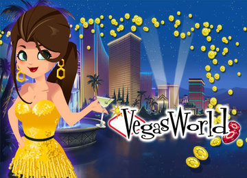 Vegas World Casino Slot – Play The First Multi-Player Community Slot